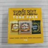 Senar Gitar Akustik Ernieball Tone Pack 0.11 0.52 Original aksesori