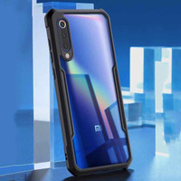 * Vivo V15 Xundd Original Hard Soft Case Silikon Bening Tpu Hardcase .