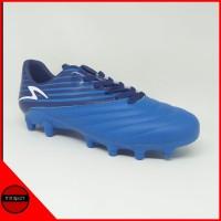 Sepatu Bola Specs Barricada Genoa FG Blue Navy Original Promo