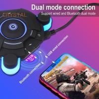 CT pubg Gamepad / Keyboard Wireless Bluetooth untuk Gaming