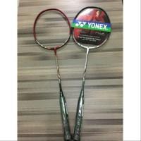 raket badminton yonex nanoray 7 AH /SE Free tas, senar bg6