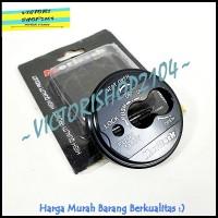Cover Tutup Kunci Kontak Motor Yamaha Nmax Mio Dll Hitam PNP