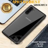 * Samsung Galaxy Note 10 Ipaky Shield Hard Case Bening Soft Hybrid .