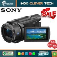 SALE Sony FDR-AX53 4K Ultra HD Handycam Camcorder