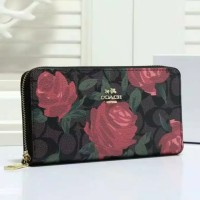HERSTYLE COACH Long Wallet Luxuries Series Dompet Panjang Wanita