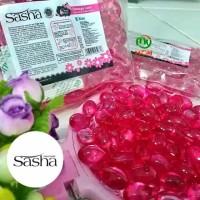 [BPOM] SASHA Vitamin Rambut - 100 Capsule Sasha Hair