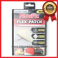 FIBERFIX FLEX PATCH PENUTUP SERBAGUNA 3PCS