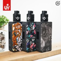 DISKON RINCOE MANTO PRO KIT RDA 228W AUTHENTIC By RINCOE