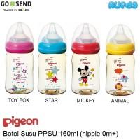 Pigeon PPSU Wideneck Baby Bottle Botol Susu Bayi