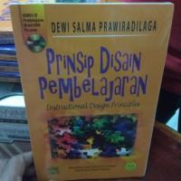 Prinsip Disain Pembelajaran dan Buku kerja