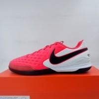 Sepatu Futsal Nike Legend 8 Academy IC Laser Crimson AT6099-606 Ori