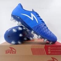 Sepatu Bola Specs Barricada Maestro Elite FG Reflex Blue 101135 Ori