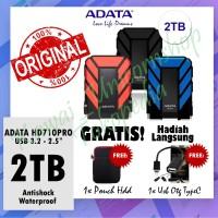 Hardisk Eksternal Adata HD710 PRO 2TB USB 3.2 Antishock & Waterproof