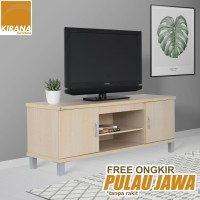 Kirana Rak TV / Meja TV / Audio BF 825 WO - White Oak