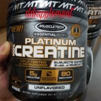 muscletech platinum creatine 500 gram