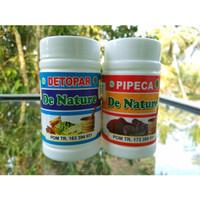 Obat Paru Paru Basah Asli Produk De Nature Herbal - Garansi Asli 100%