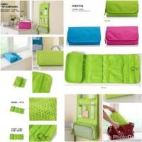 #107 New Korean Toiletries Bag Tas kosmetik & alat mandi travel