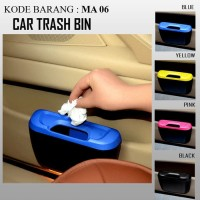 Tempat Sampah Mobil Samping Dashboard Car Trash Bin interior tissue
