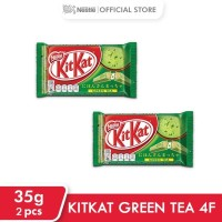 KITKAT Green Tea 4F 35g 2 pcs