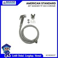 BIDET / SPRAY JET SHOWER WASHER AMERICAN STANDARD TP 404 TP404 CHROME