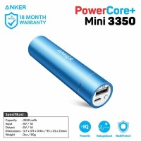Anker PowerCore+ Mini Powerbank 3350 mAh