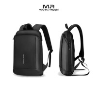 "Mark Ryden MR9813 Backpack Bag - Tas Ransel Laptop 15.6"" - BLACK"