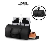 Mark Ryden MR8920 Travel Bag Duffle Luggage Suit - Tas Travel - BLACK
