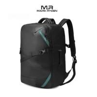 "Mark Ryden MR9736 Backpack Bag - Tas Ransel Laptop 17"" - BLACK"