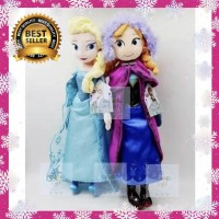 Boneka Elsa & Anna Frozen / Elsa and Anna doll Import