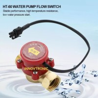 "🔴☢3/4"" To 1/2"" Metal Water Flow Sensor Switch"