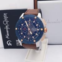 jam tangan pria Alexandre christie original AC 6549MC