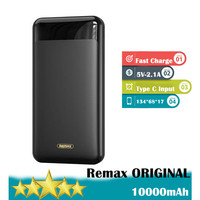 Remax RPP-147 Powerbank 10000mAh Fast Charge 2.1A Type C Original