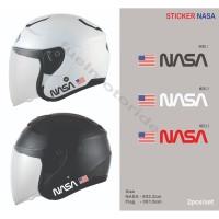 Sticker Helm NASA KYT Kyoto INK Arai Shoei Shark Nolan HJC KBC Zeus