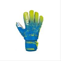 SARUNG TANGAN KIPER REUSCH 100% ORIGINAL GK FS-888 (Blue Lime) Jr