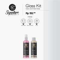 Glass Kit by Signature   Perawatan Kaca Mobil