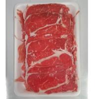 Daging Sliced Import - Yakiniku Sukiyaki Sliced 500 gr