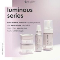 Paket Luminous Whitening MS GLOW