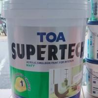 cat tembok TOA Supertech (1pail)