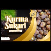 KURMA SUKARY 500 gram