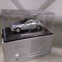 DIECAST Mercedes Benz model C klase elegant W205
