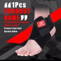 ankle support Size M , L, X L/ Deker Pergelangan Kaki