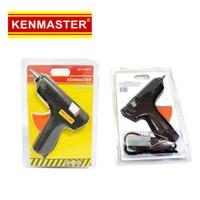 Kenmaster Alat tembak Glue Gun 15 Watt Listrik Untuk lem tembak kecil