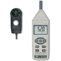 LUTRON SL-4112P Sound Level Meter termasuk probe EM-910P