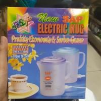 Teko Listrik Plastik/Electric Kettle SAP-9759