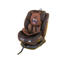 COCOLATTE CAR SEAT We Bare Bears Grize Car Seat