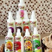 Pelicin dan pengharum pakaian Mawar Super Laundry spray 250ml by BRM