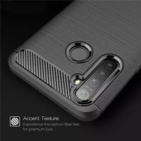 Case Realme 5i Clear Casing Ipaky Soft Silikon Casing Belakang