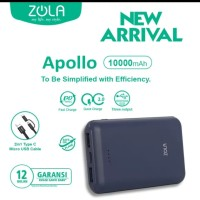Zola Power Bank Apollo 10000 mAh