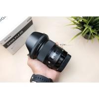 Sigma 24mm F1.4 ART for Canon