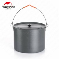 COOKING POT NATUREHIKE 10L NH19CJ003 PANCI MASAK PENDAKI CAMPING HIKIN